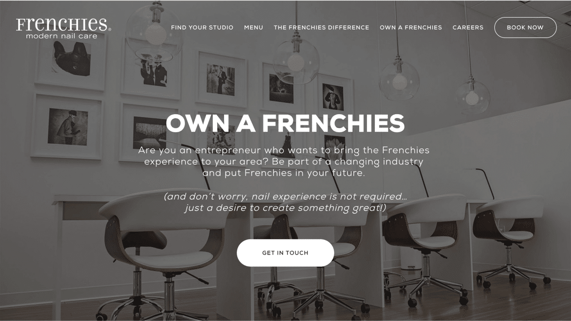 Fullwidth Image frenchies-nails