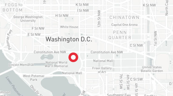 Washington DC location image